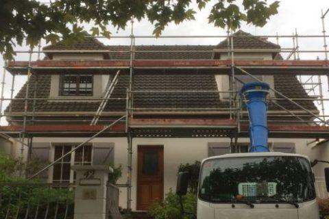 Rénovation totale de toiture