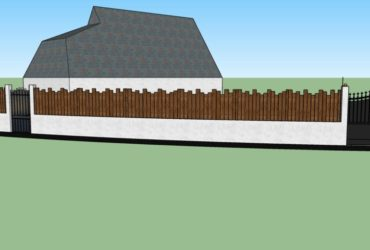 Restructuration de clôture
