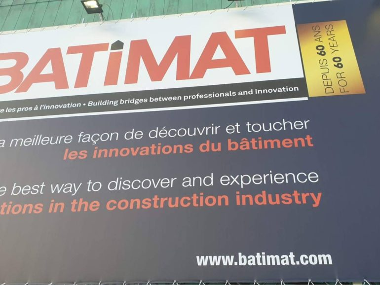 Les découvertes du salon BATIMAT édition 2019