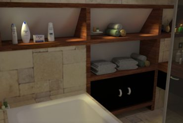 Projet de rénovation de 2 salles de bain à Maison Laffitte