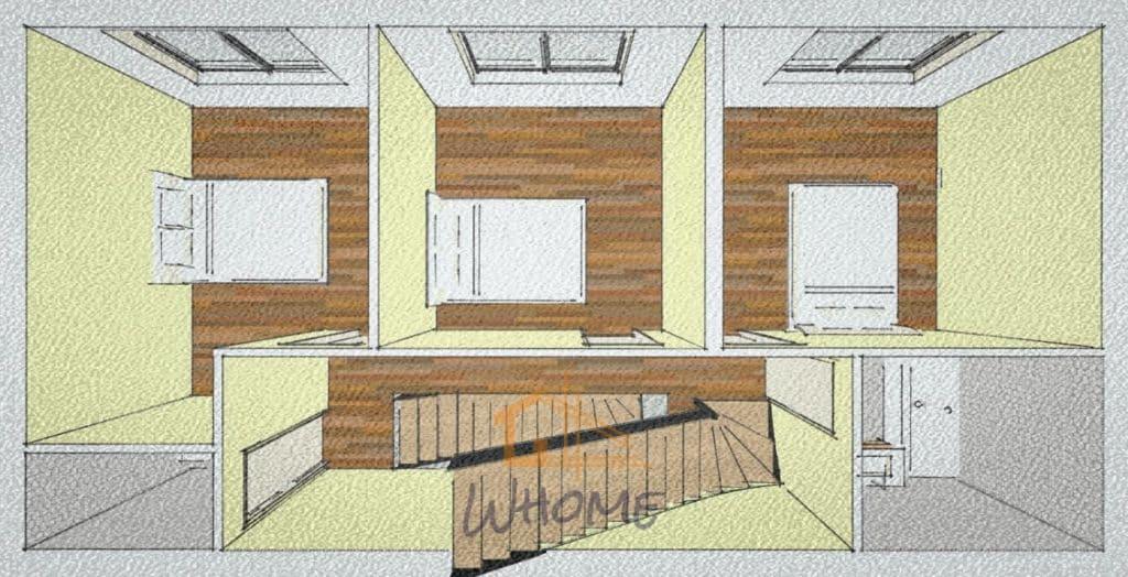 whome-renovation-maison-combles-escalier-yvelines