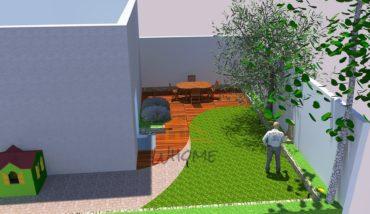 Réhabilitation d'une maison mitoyenne à Chatou
