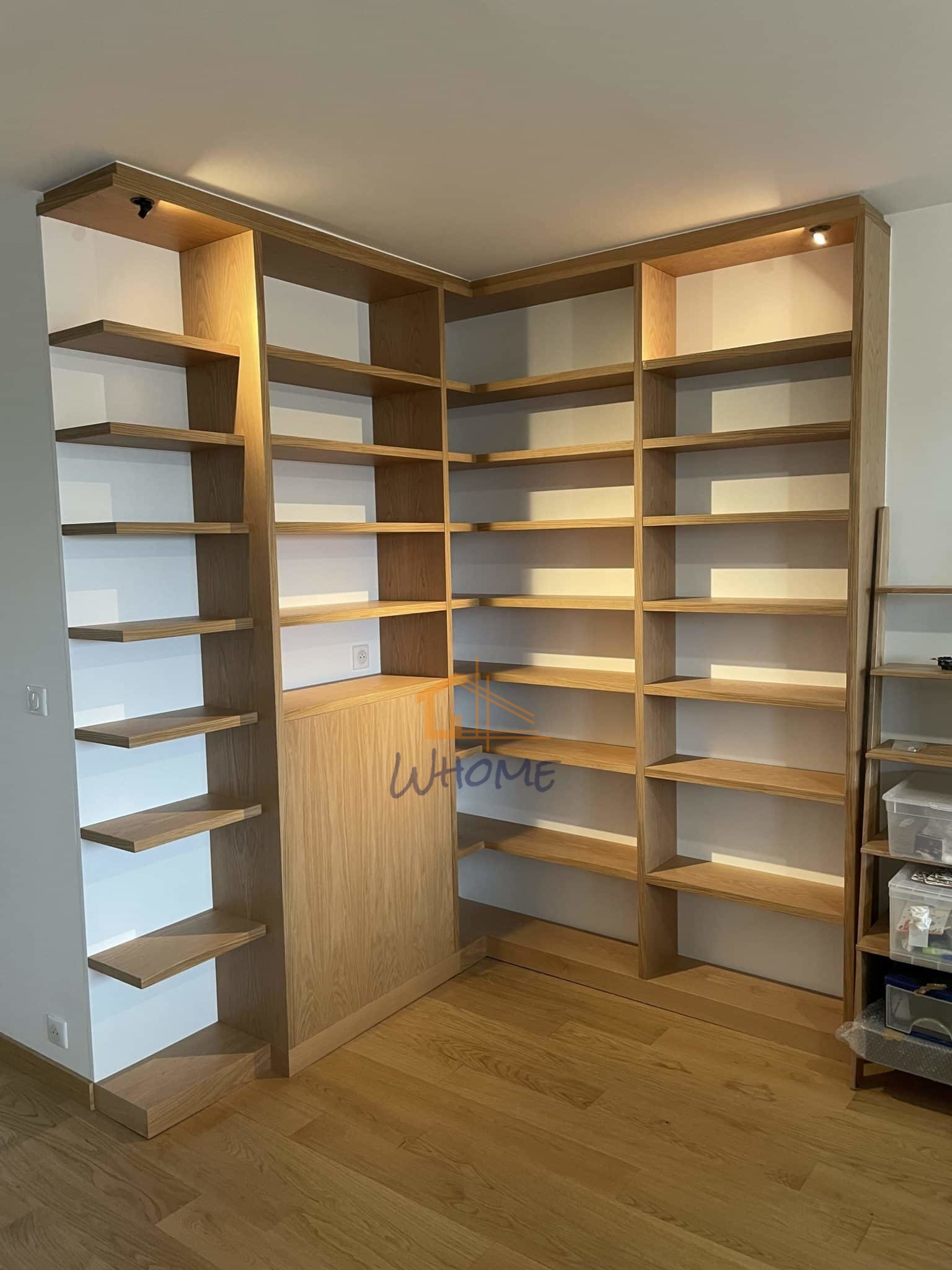 whome-creation-bibliotheque-sur-mesure-houilles