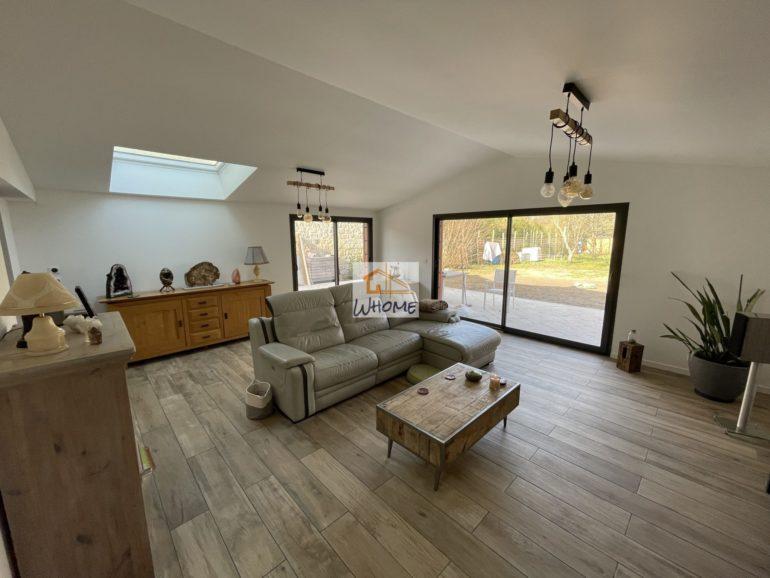 Extension d'une maison à Méry sur Oise