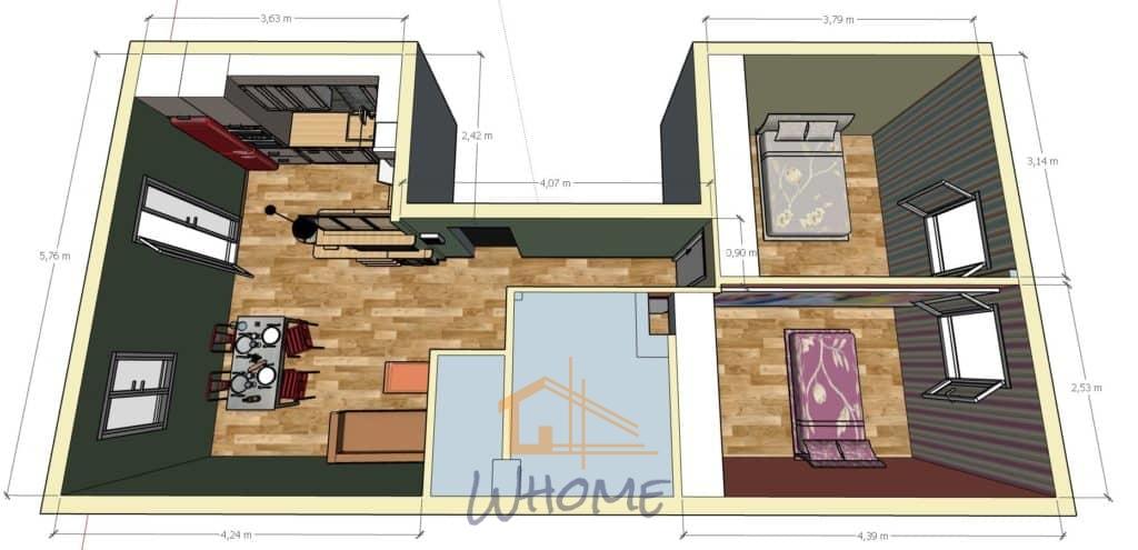 whome-implantation-vue-desssus-3D-appartement-yvelines