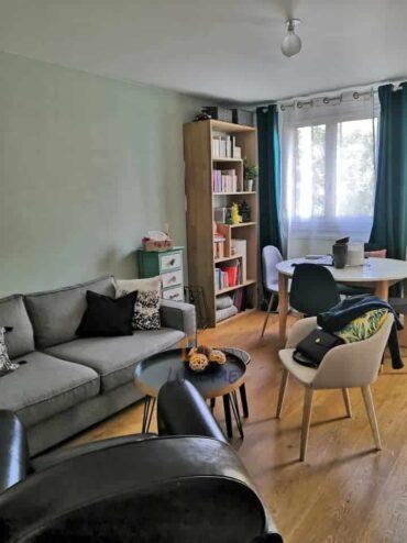 Rénovation appartement en rez de jardin
