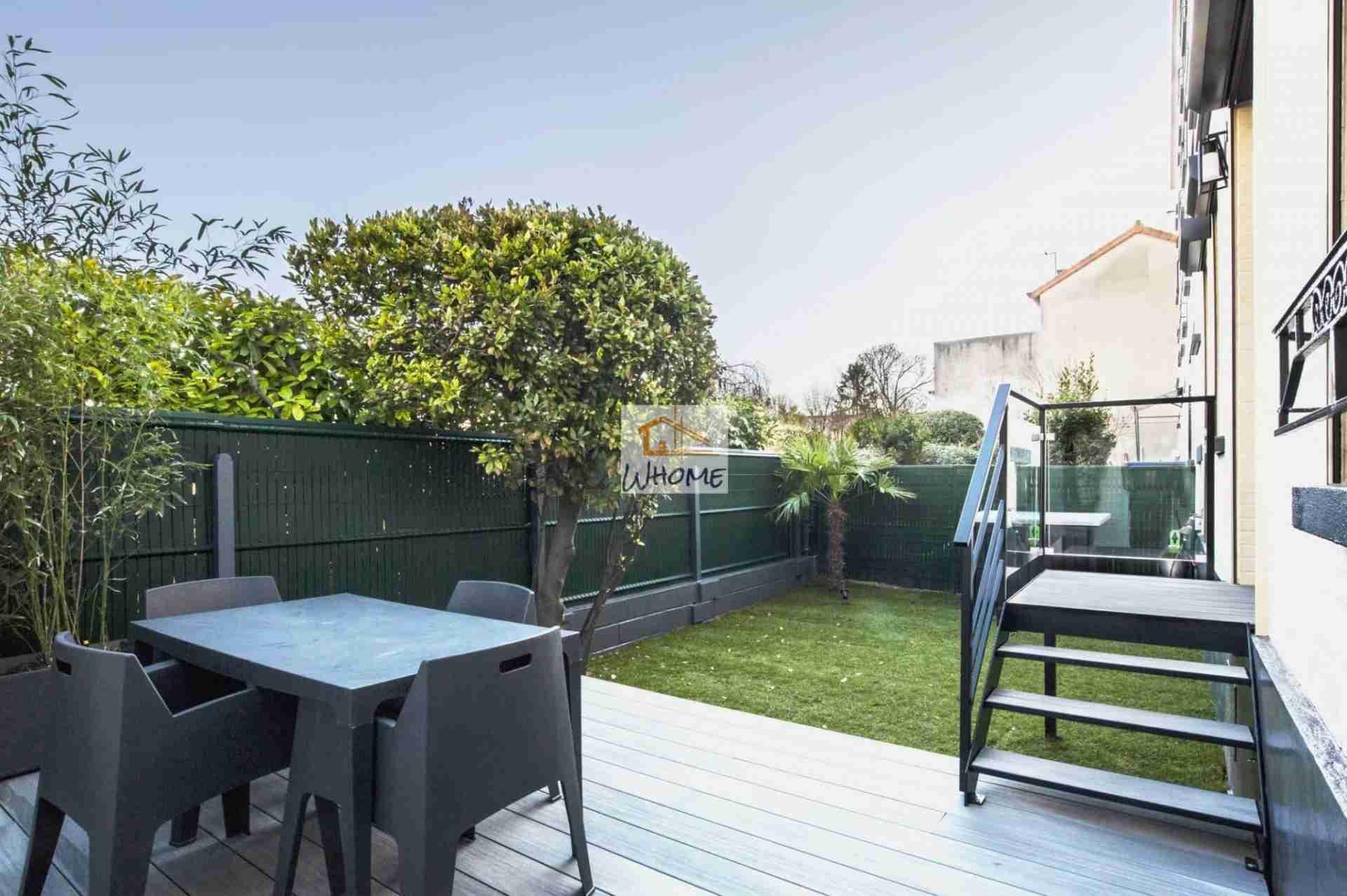 Terrasse & Escalier composite et métal